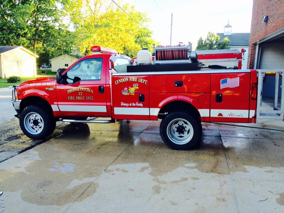 Lyndon Fire Department