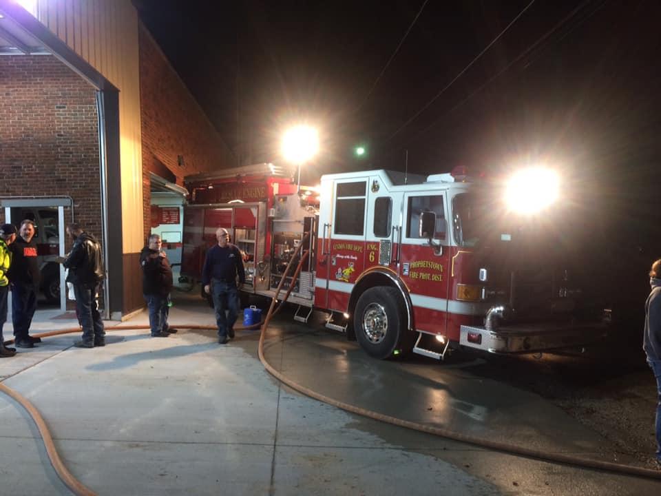 Lyndon Fire Department, IL