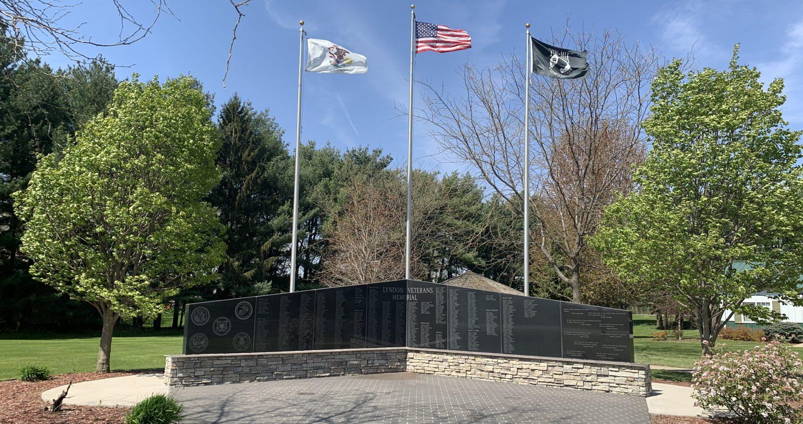 lyndon veterans memorial