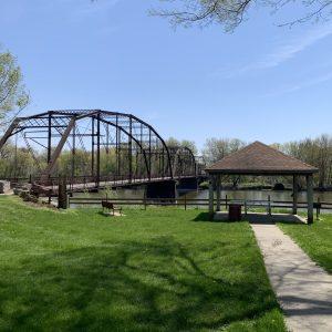 The Lyndon Bridge Today