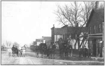 early history of Lyndon, IL