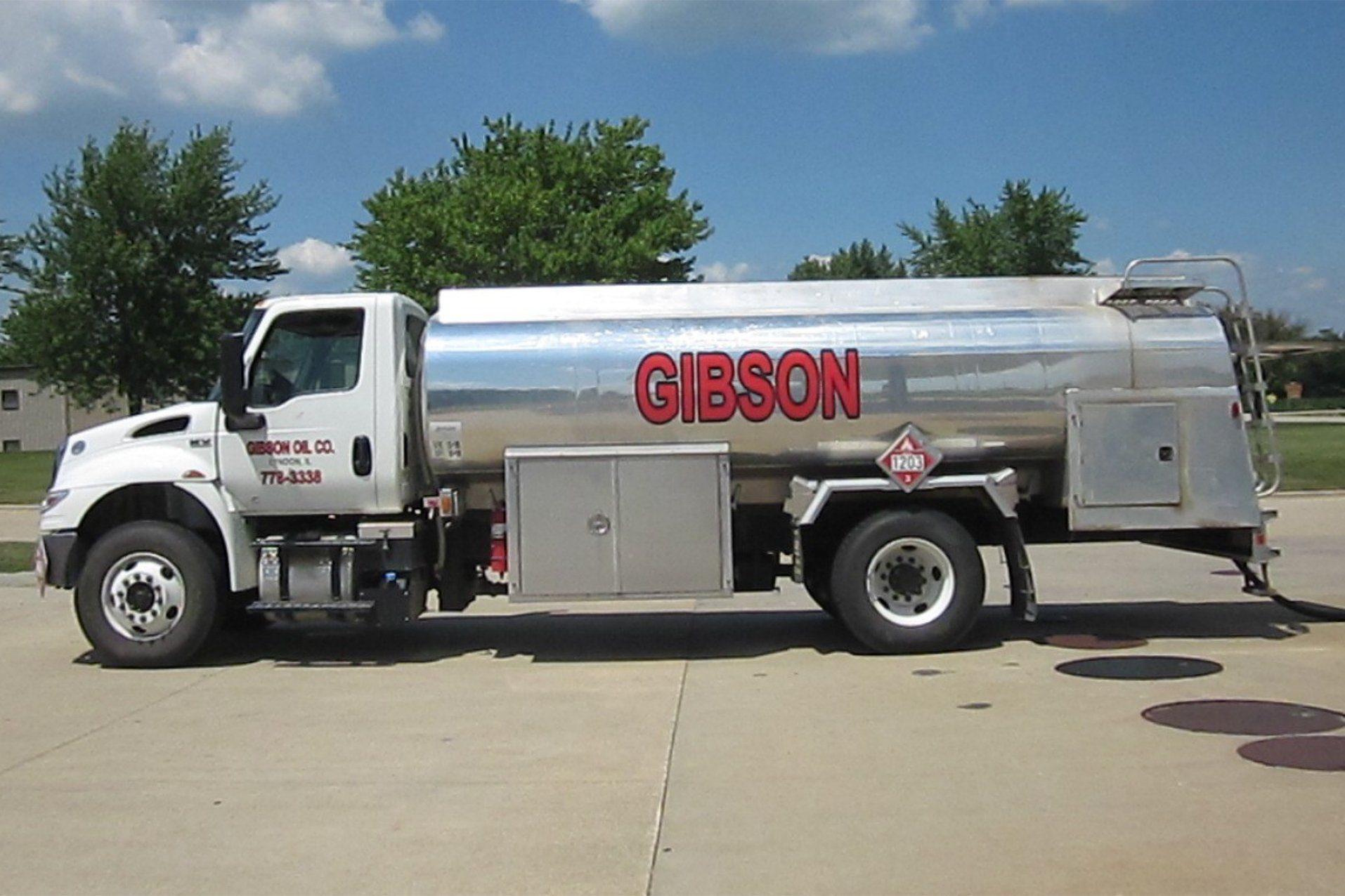 Gibson's Oil Company