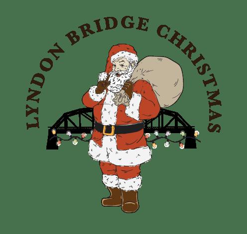 Lyndon Bridge Christmas, Lyndon, IL