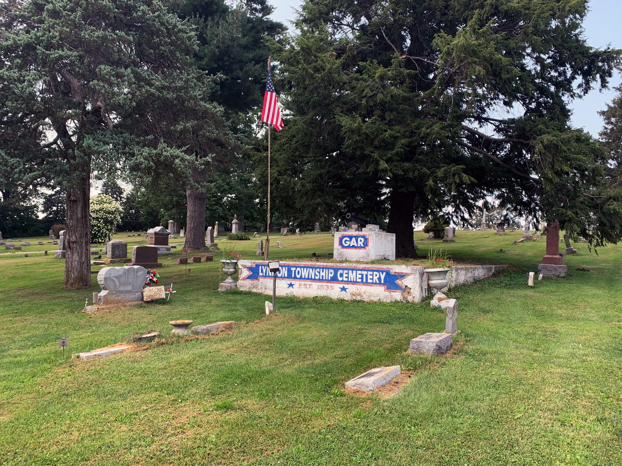 Lyndon, IL Cemetery