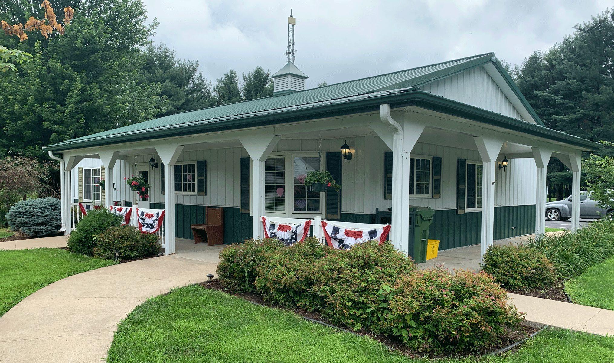 Village of Lyndon, Village Hall.