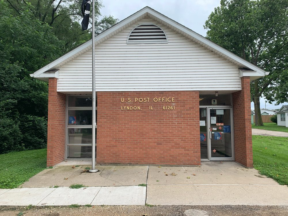 Lyndon IL Postal Office