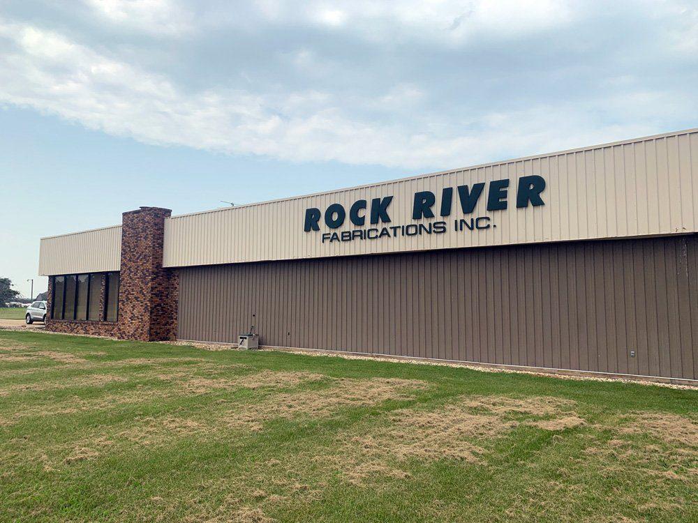 Rock River Fabrication, Lyndon IL