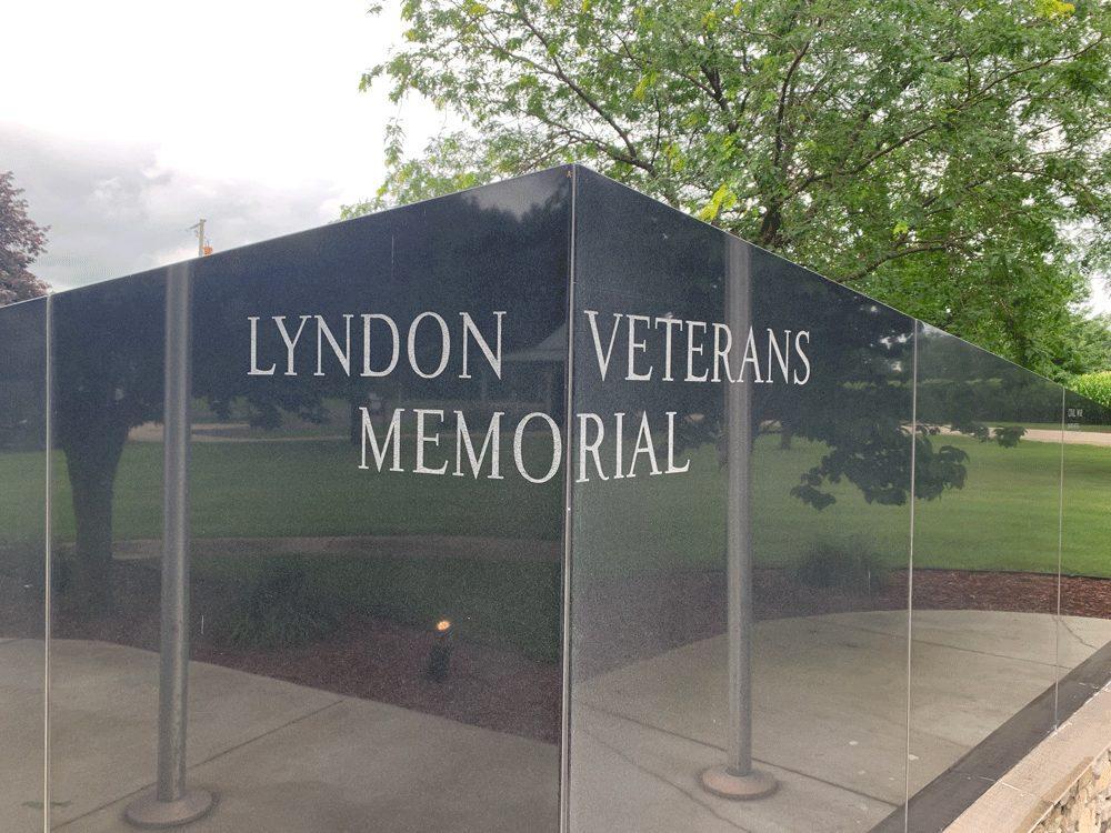 Lyndon Veterans Memorial, Lyndon IL