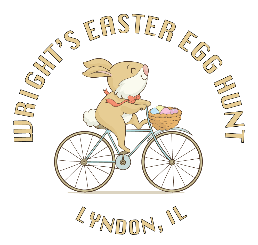Wrights Easter Egg Hunt, Lyndon IL